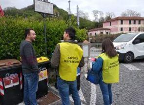 INFORMATORI AMBIENTALI NEI COMUNI DELL'ALTA VALPOLCEVERA - AMIU Genova