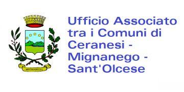 L'UFFICIO ASSOCIATO SARA' CHIUSO DAL 26/07/2021 AL 30/07/021 E DAL 30/08/2021 AL 10/09/2021 PER CONGEDO FERIALE